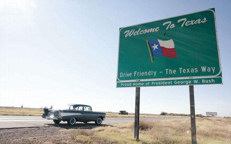 From Amarillo to Lubbock with love - a google maps story