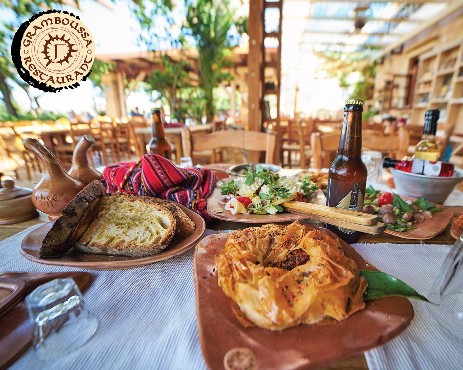 Εστιατόριο Γραμβούσα